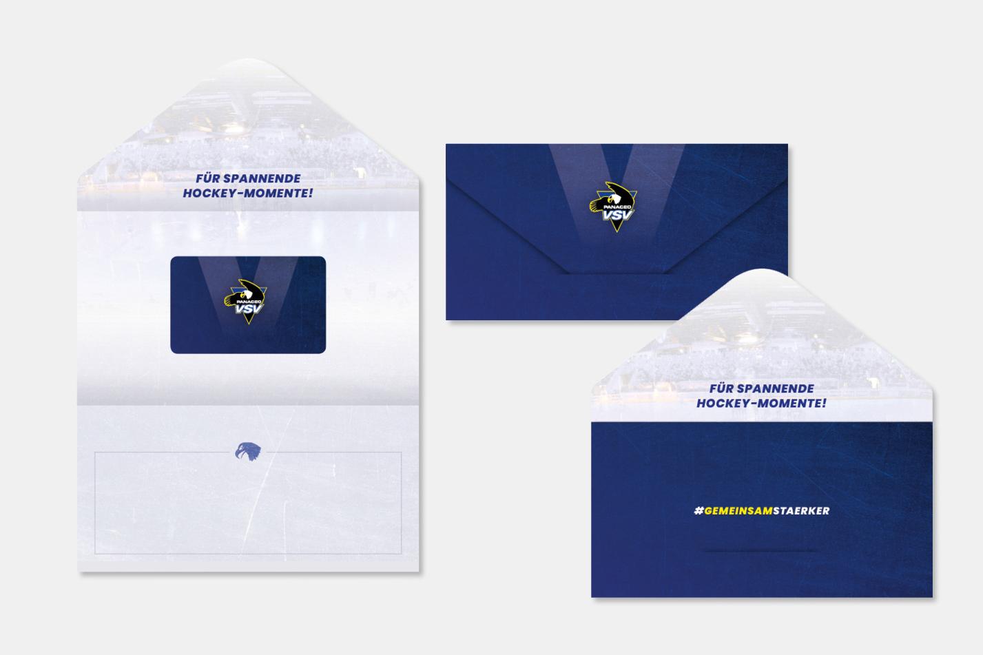 EC Panaceo VSV Geschenkgutschein Saison 2018/19