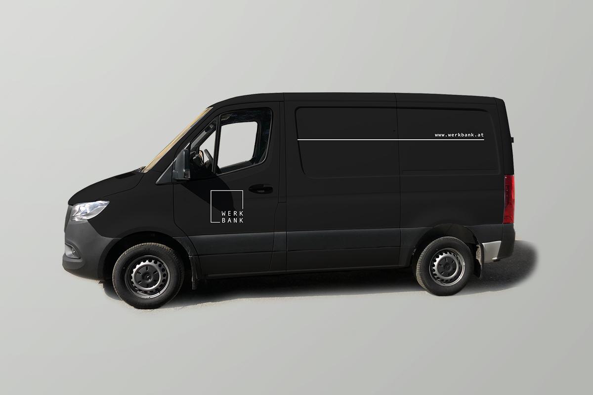 WERKBANK Lieferwagen